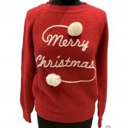 MAGLIA 'MERRY CHRISTMAS'...
